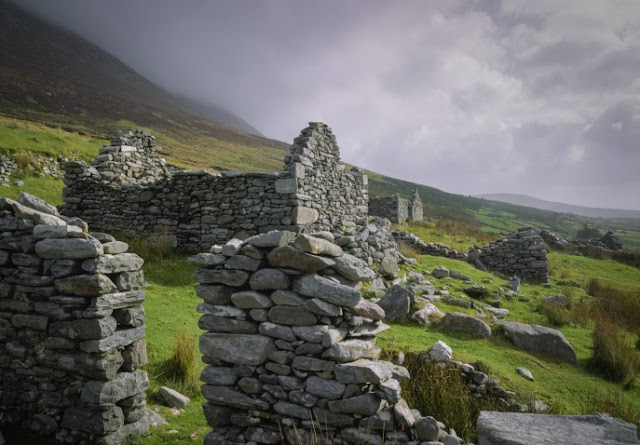 Achill Island in Ireland