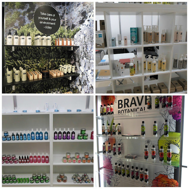 Natural & Organic Products Europe 2016 Soley Organics Raw Gaia Brave Botanicals Fair Squared
