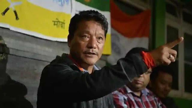 Gorkha Janmukti Morcha founder president Bimal Gurung