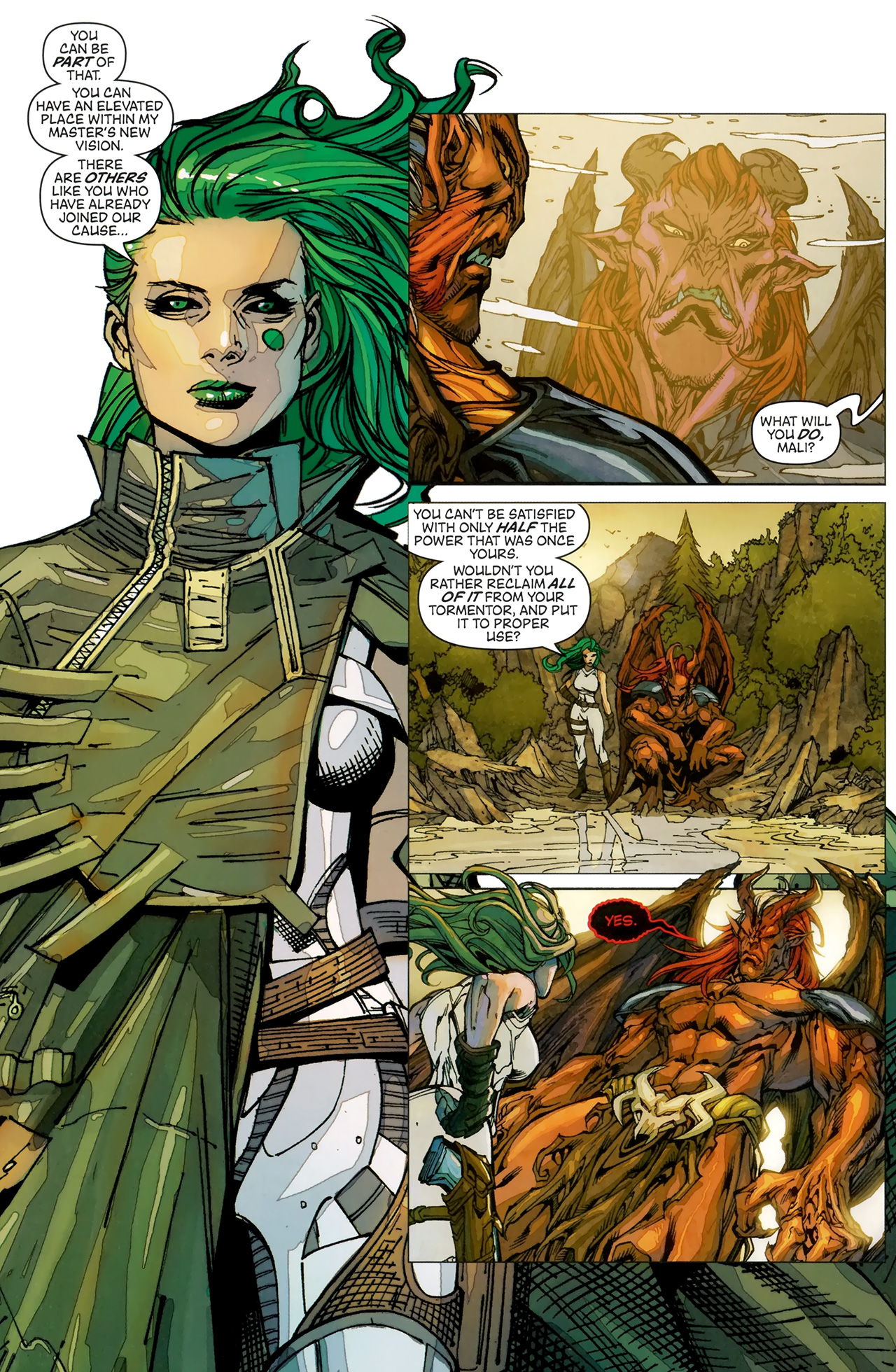 Read online Artifacts comic -  Issue #3 - 17