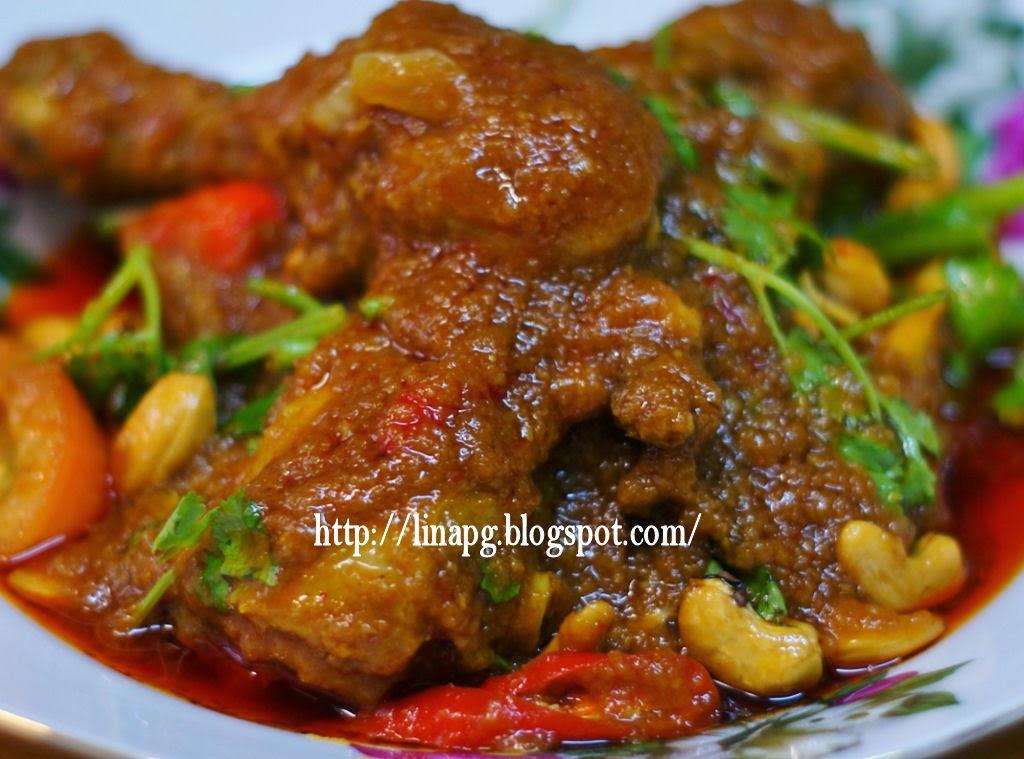 resepi ayam masak merah madu