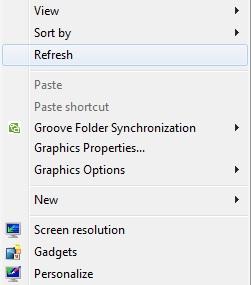 Cara Refresh Laptop dengan Menggunakan Keyboard