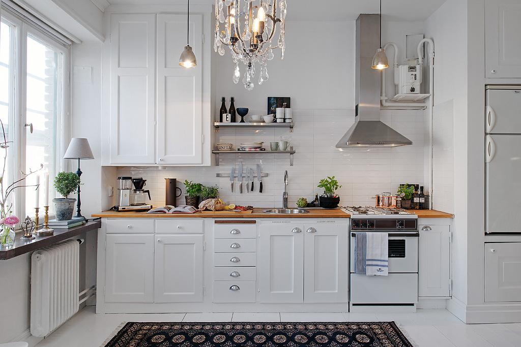 Una pizca de hogar 35 metros de aciertos decorativos for Cocina 15 metros cuadrados