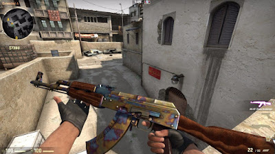 AK 47 en CS GO