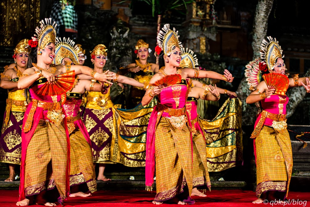 Balinese dance and Performance - travel worlds