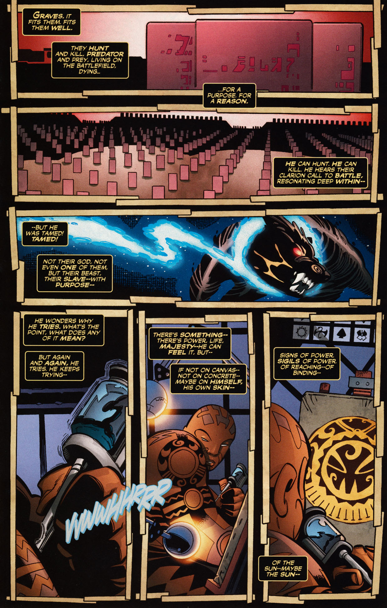 Read online Trinity (2008) comic -  Issue #48 - 21