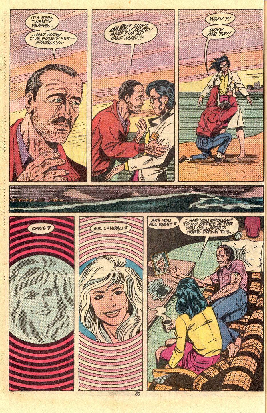 Read online Secret Origins (1986) comic -  Issue #50 - 53