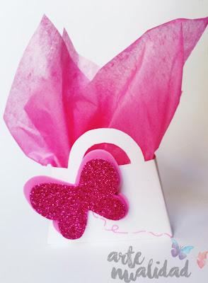 dulcero para cumpleaños decorado