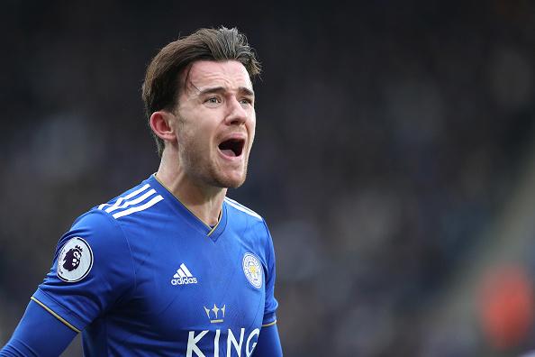 Bek Kiri Leicester City Ben Chilwell Masuk Radar Napoli