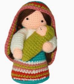 http://www.tejiendoperu.com/navidad/virgen-mar%C3%ADa-y-ni%C3%B1o-jesus-a-crochet/
