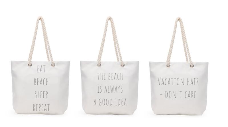 śmieszne nadruki na torby