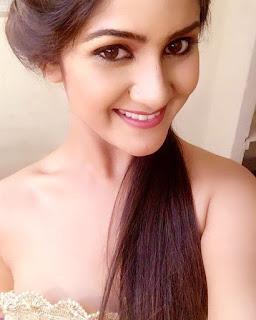 Trina Saha TV Serial Actress Bikini