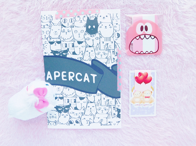 Hello Paper Cat Haul