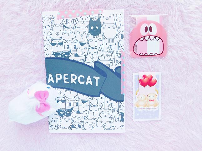 Hello Paper Cat Haul