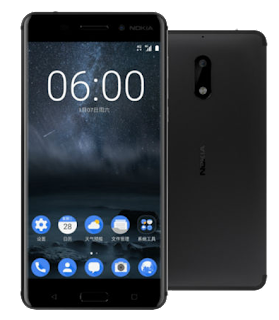 Nokia 6 TA-1003 Stock Firmware