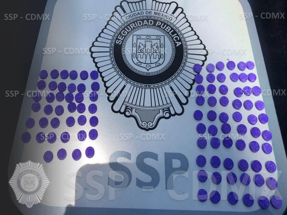 POLICÍA CDMX: EN EL MARCO DEL OPERATIVO RELÁMPAGO SSP-CDMX DETUVO A ...
