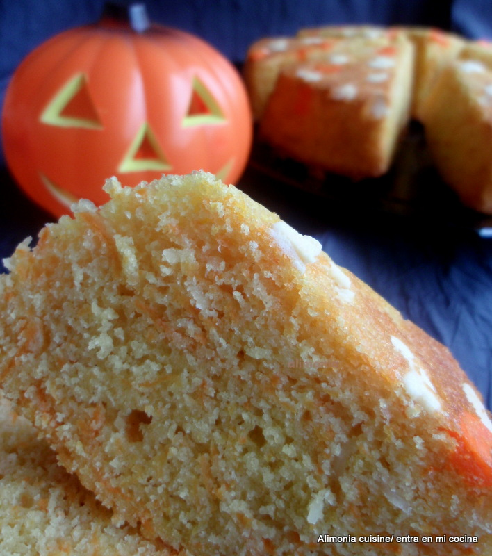 Cake Citrouille Sal Ef Bf Bd