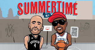 DJ Jazzy Jeff und Mick Boogie – Summertime Vol 4 Mixtape ( Stream und Download)