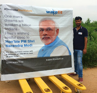 PM Modi gets gifted a 'Make in India' Diwali gift from Wakefit – a comfy memory foam mattress with wishes from 1000 Indian citizens