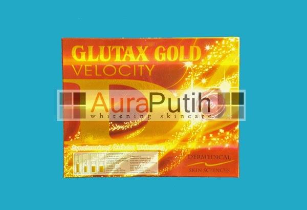 Glutax Gold Velocity, Glutax Gold Velocity Murah, Glutax 300G Gold