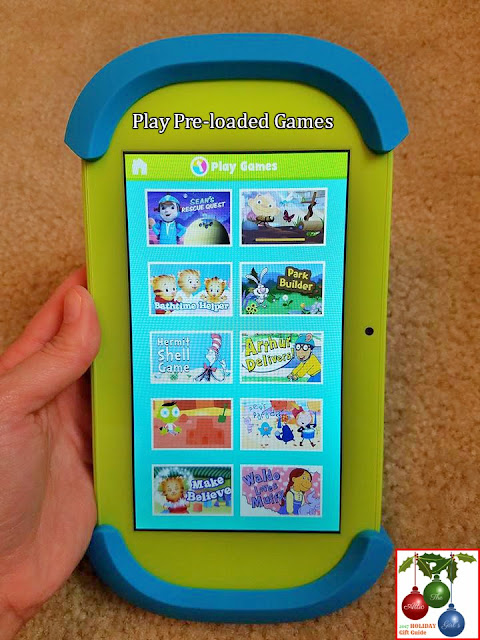 Playtime Pad Kid Safe Tablet