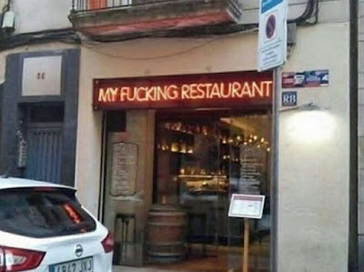 Witziger Restaurant Name