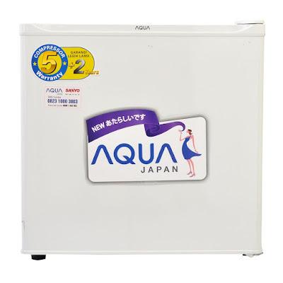 Katalog Harga Kulkas dan Freezer Merek AQUA - Edisi 2017