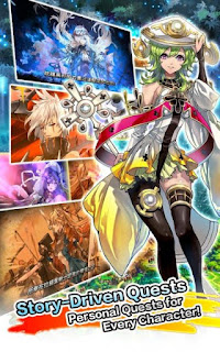 Empire of Angels: Lunar Phantom Mod Apk