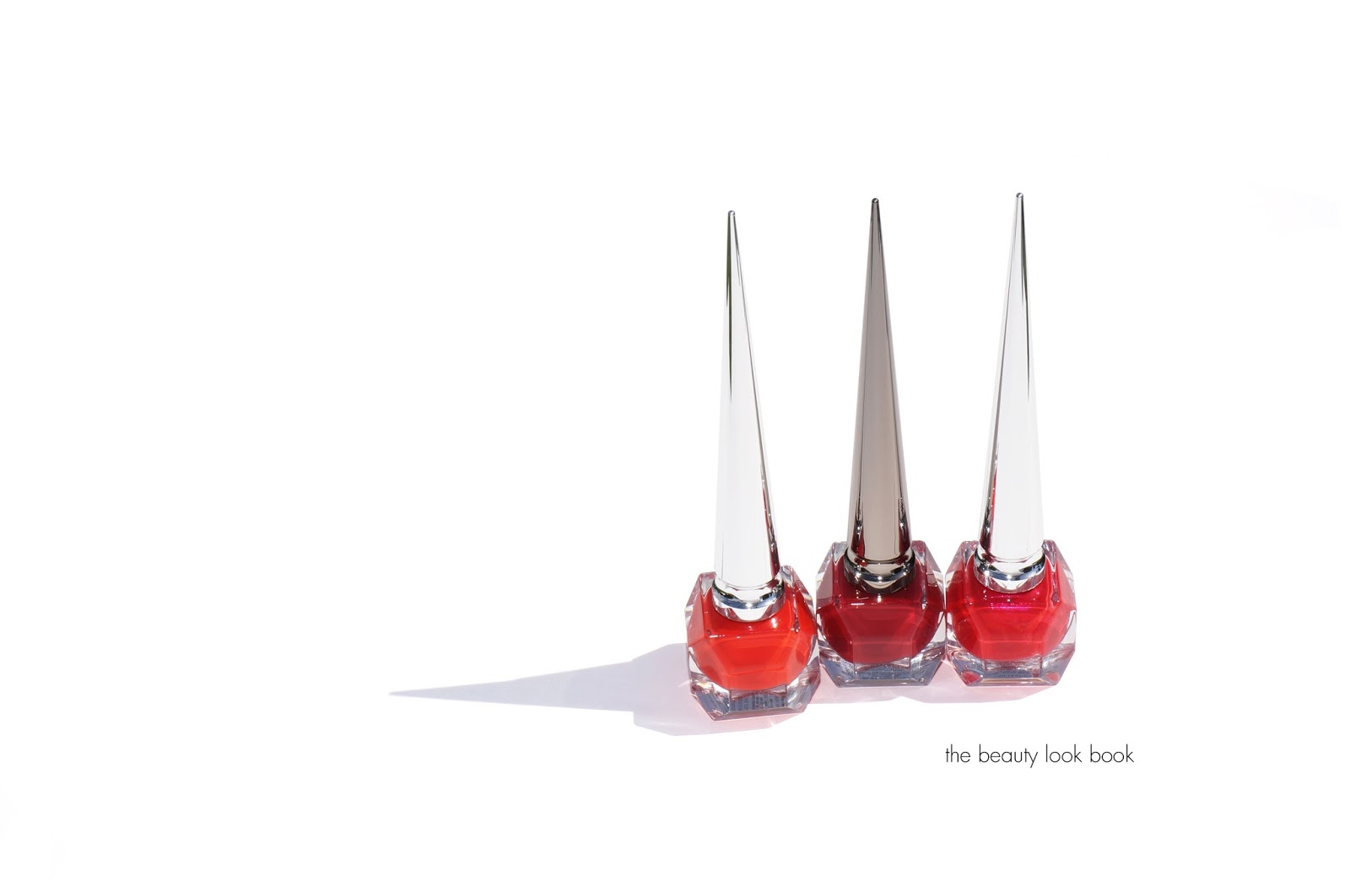 Christian Louboutin Red Nail Extensions | The Beauty Look Book