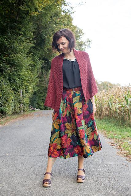 DIY Hochzeitsoutfit - legeres Outfit für Hochzeit