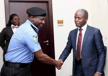 Osinbajo Summons IGP Idris To Aso Rock