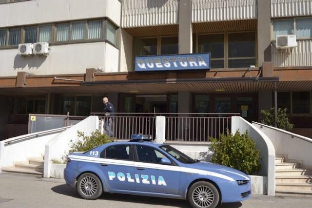 Bomba carta a una profumeria di Foggia. La prima del 2019