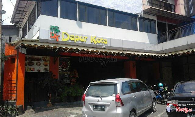 Dapur Resto Kota Malang