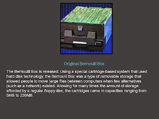 BERNOULLI BOX
