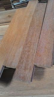 harga lantai kayu kruing parquet