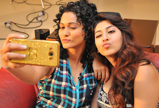 Celina's good friend is Sonarika's confidant