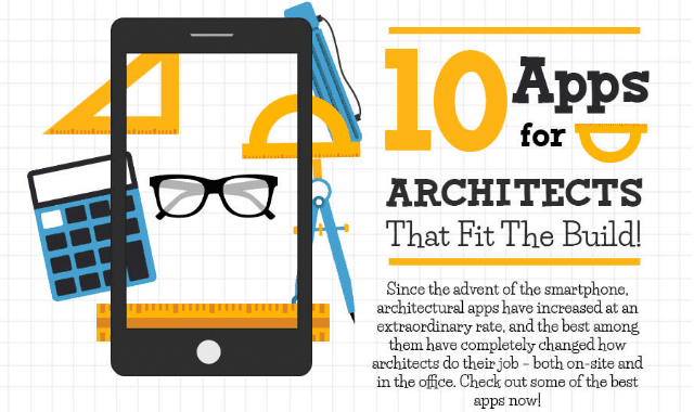 10 Apps For Architects That Fit the Build