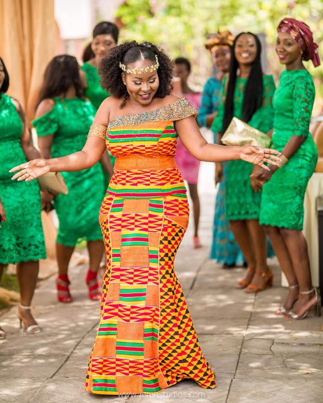 See the Latest Kente Styles Ghana   fashenista