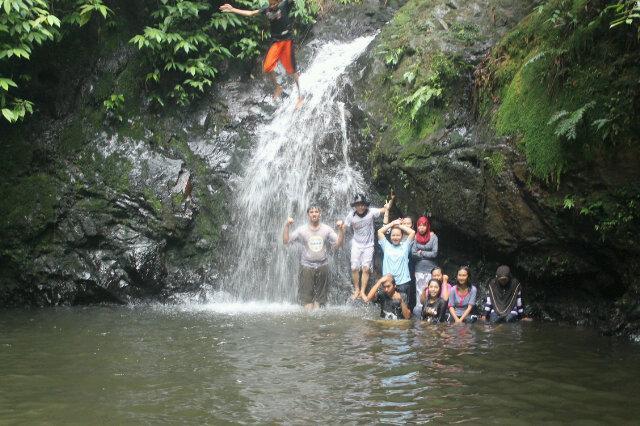 Air Terjun Koboko yang terpopuler saat ini
