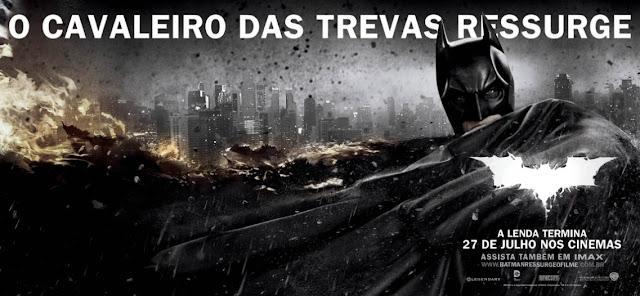 """Especial: Cabine de imprensa do filme """"Batman - O Cavaleiro das Trevas Ressurge"""" 17"""