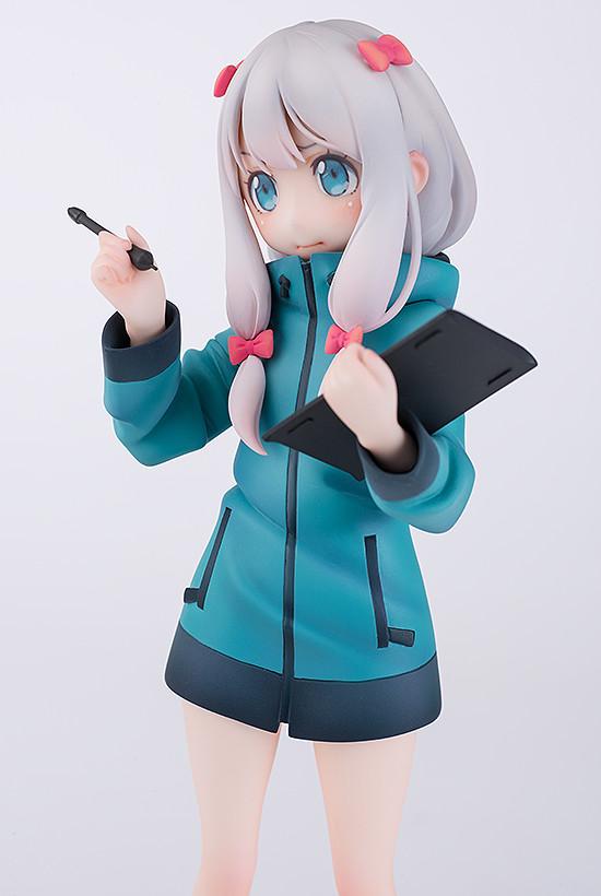 Sagiri Izumi figure face