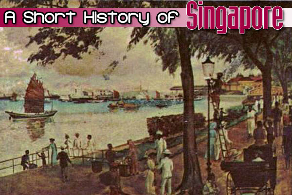 The history of Singapore 101: part 1 | LIFT: Limpeh Is