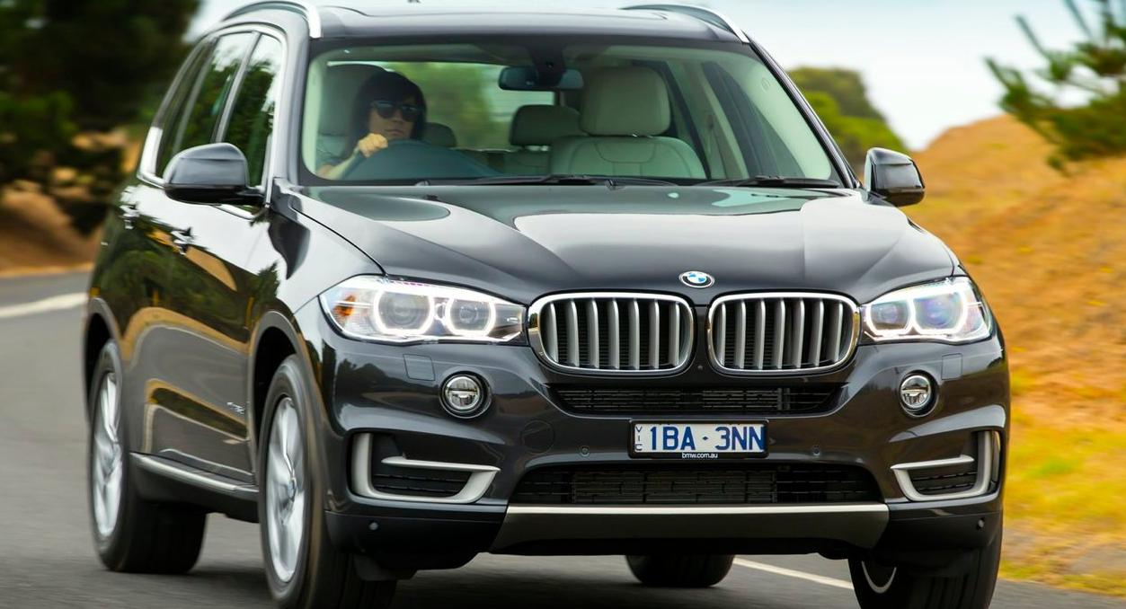BMW X5 sDrive vs xDrive