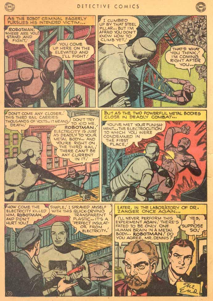 Detective Comics (1937) 153 Page 21