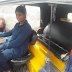 Photos: Bayelsa lady drives Keke to raise money for school after politicians demanded for sex before they could assist her