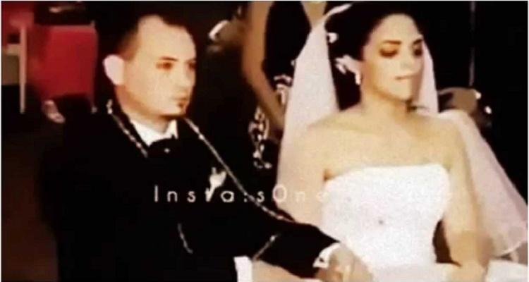 لحظة دخول ملك الموت على عروسة أثناء جلوسها في الكوشة بجوار عريسها ( + 18 )