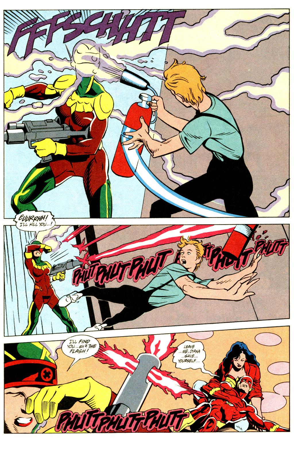 Read online Wonder Woman (1987) comic -  Issue #79 - 7