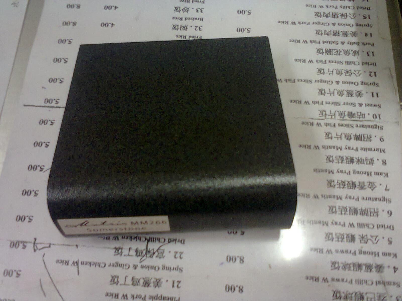 Table Top Yang Aku Pilih Jenis Melamin Bukan Solid Atau Granit Harga Rm280 Untuk Panjang 12 Kaki