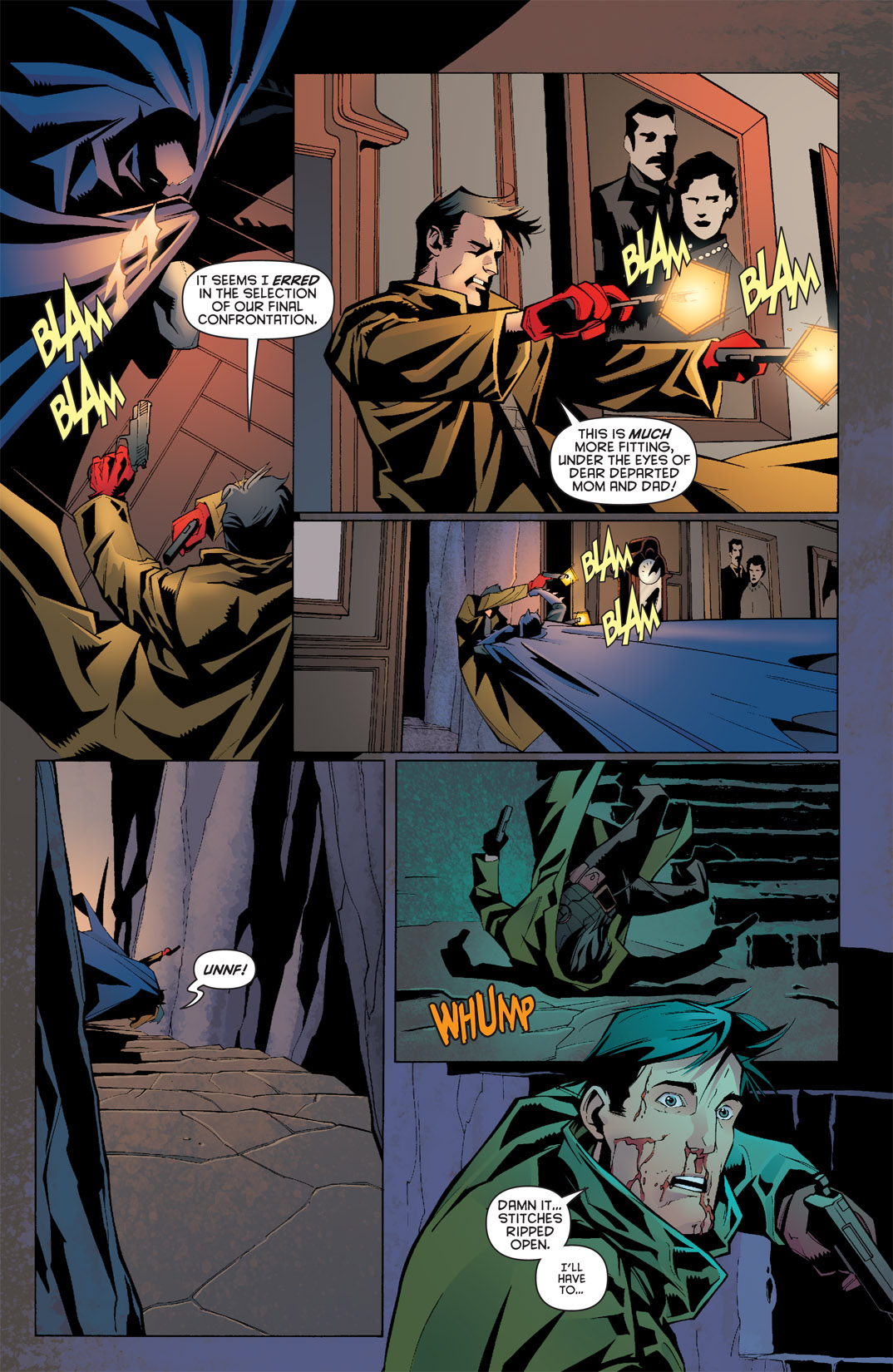 Detective Comics (1937) 850 Page 11