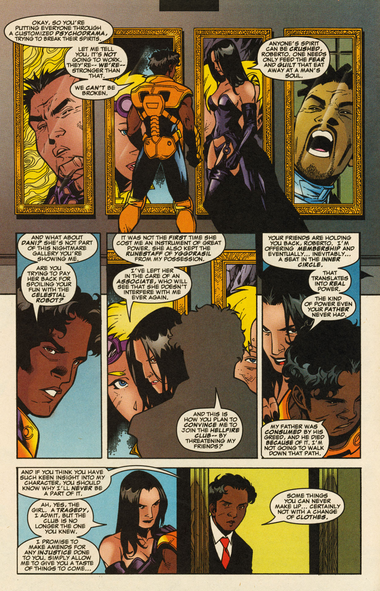 Read online X-Force (1991) comic -  Issue #98 - 11